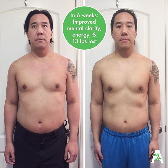 """Always had trouble losing/dropping weight while eating healthy. I was able to accomplish both of these things with Adaptive."" — Patrick W. ⠀⠀⠀⠀⠀⠀⠀⠀⠀ 🌱For many of our participants, our online course marks the beginning of a new way of thinking about food. ⠀⠀⠀⠀⠀⠀⠀⠀⠀ 🌟The improvements in mental clarity, bloating, and energy are nice bonuses too! ⠀⠀⠀⠀⠀⠀⠀⠀⠀ 🍎Interested in joining us in August? The new PDF on our website details everything the course covers, including weekly objectives and curriculum. {link in our bio}"