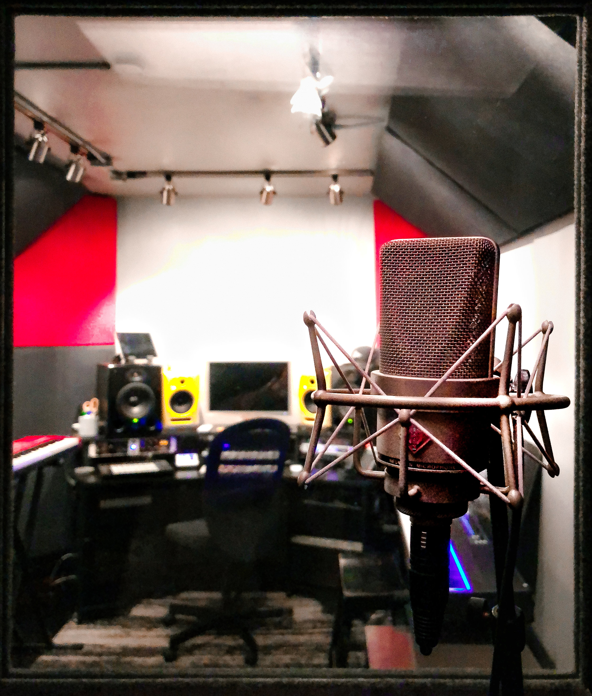 Vocal Booth, Recording Studio in Brooklyn, NY
