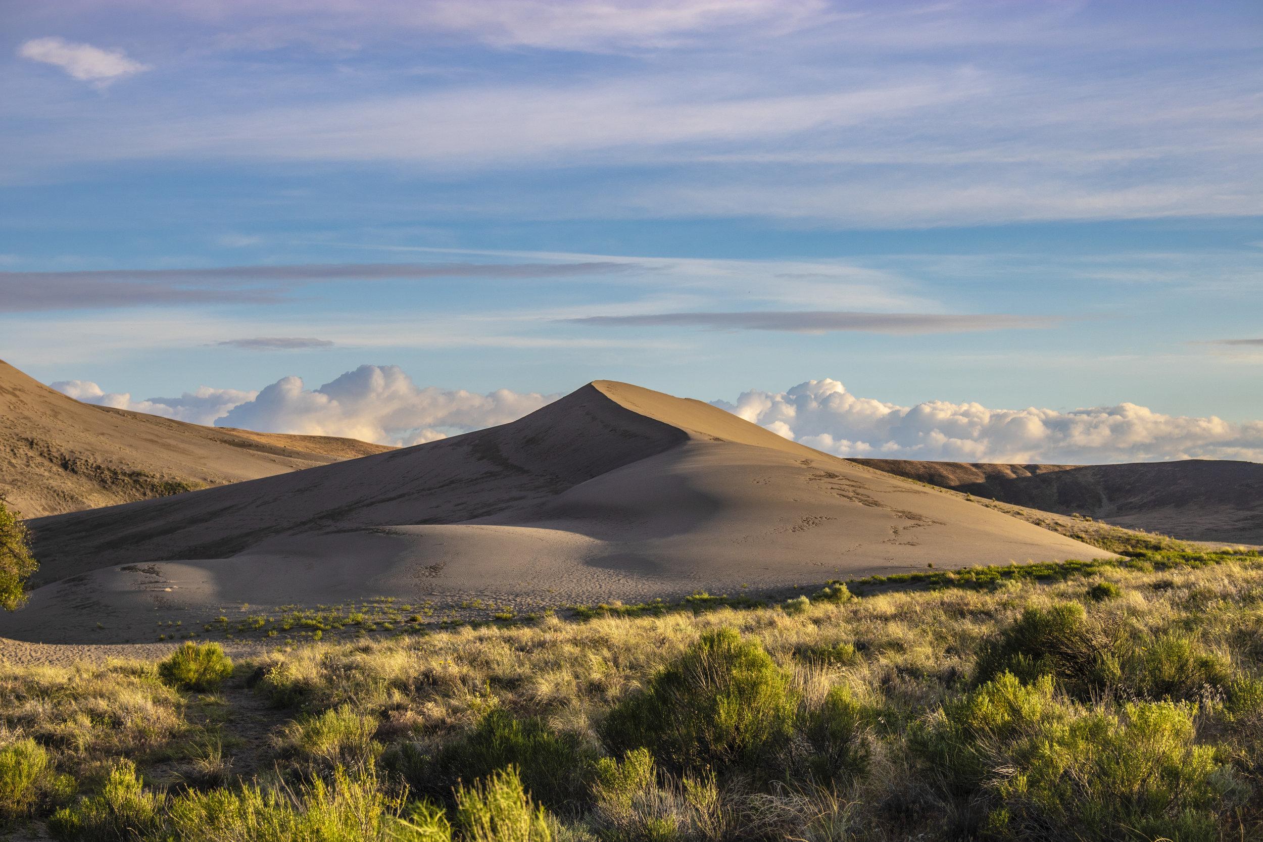 Idaho - Sand Dunes