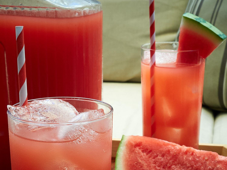 Agua de Sandia - Watermelon Agua Fresca