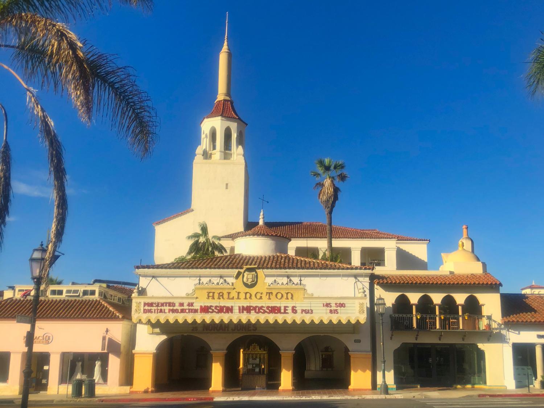 Arlington Theater - Santa Barbara