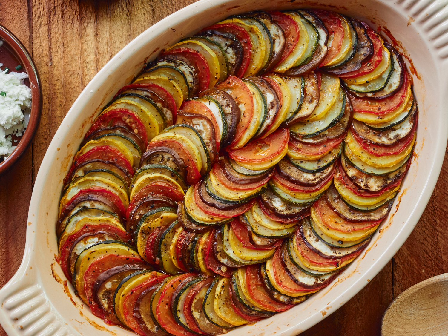 Ratatouille - Right out of the oven.