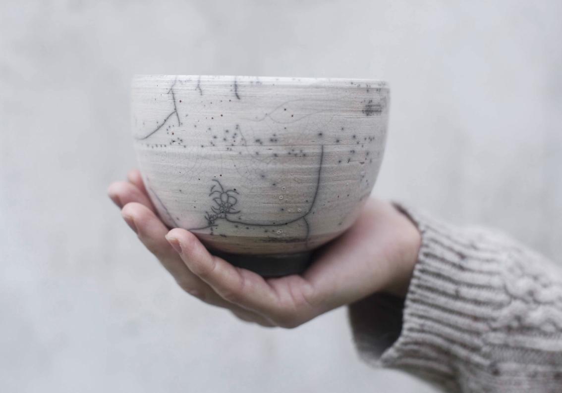 ©TheFreakyRaku ceramics