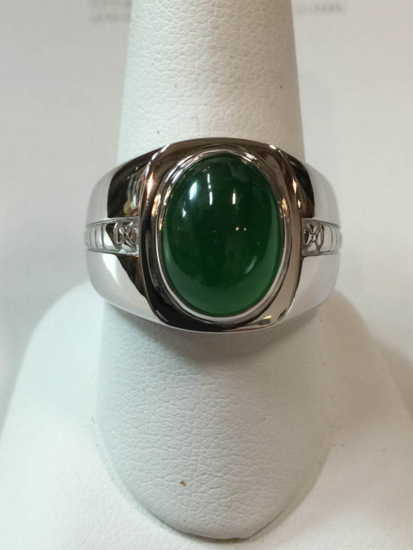 Copy of Jadeite Ring
