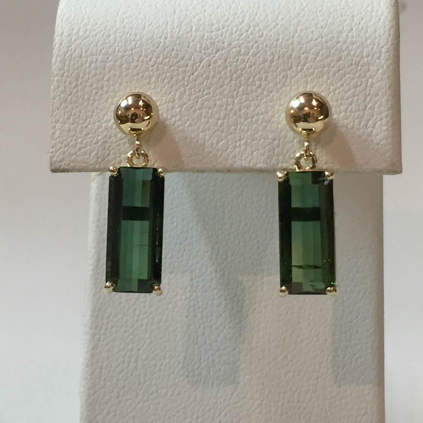 Copy of Tourmaline Earrings