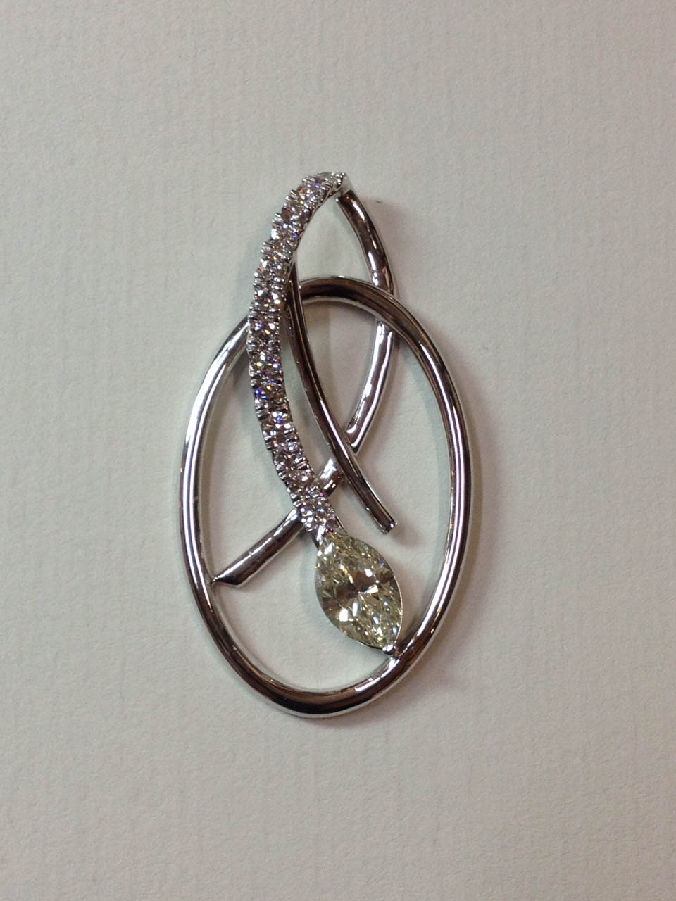 Copy of Diamond Pendant