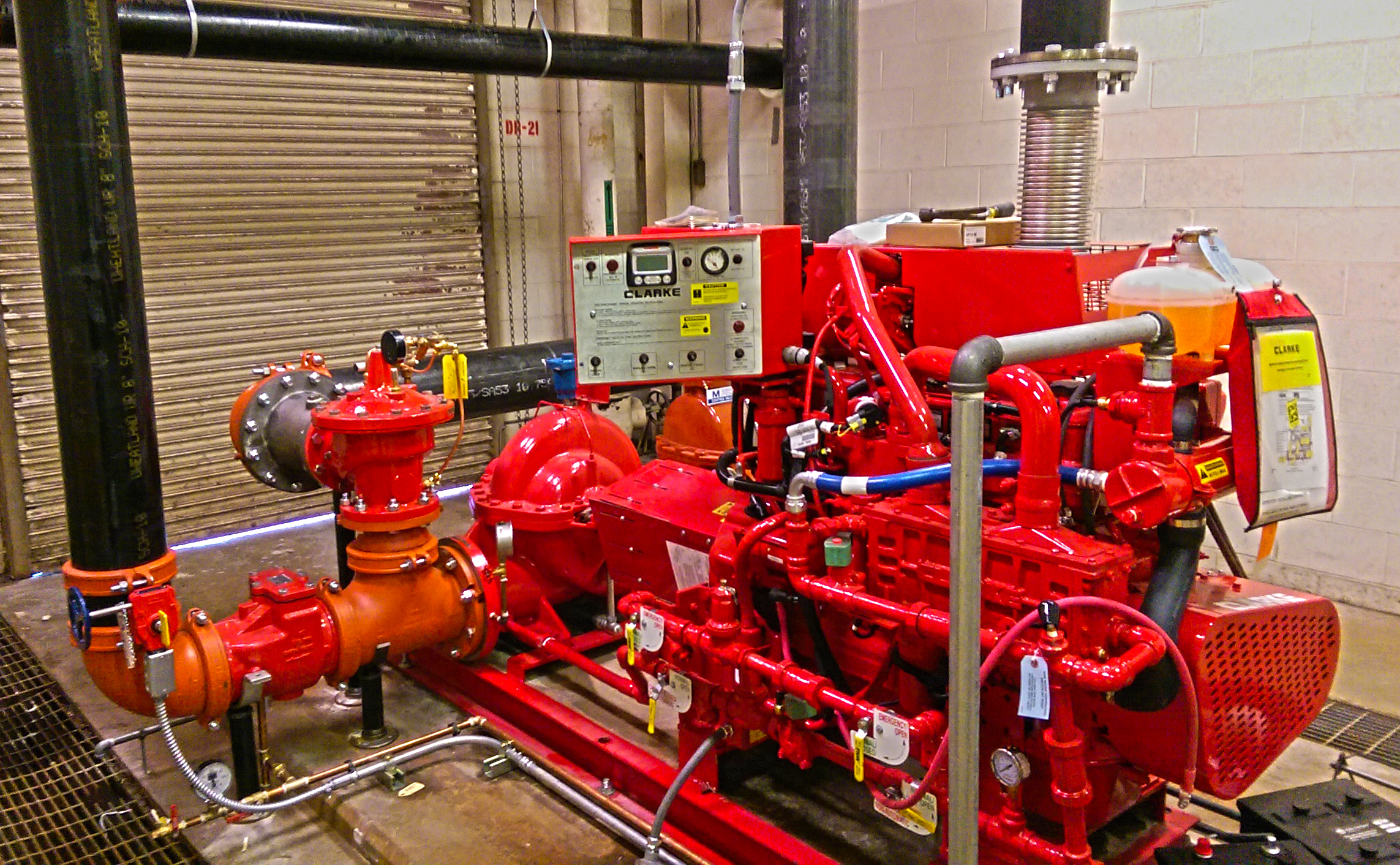 Learn more about Fire Protection here...