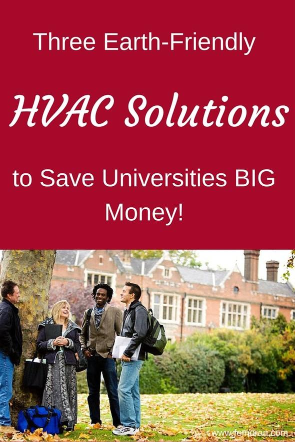 HVAC for universities