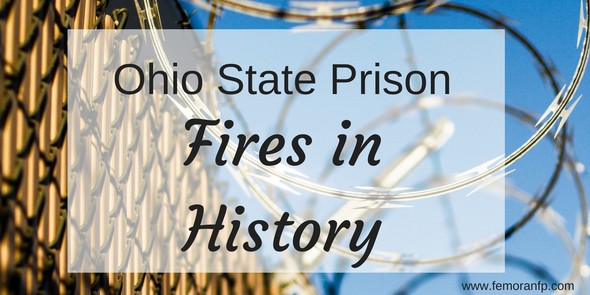 fires in history Ohio State Prison
