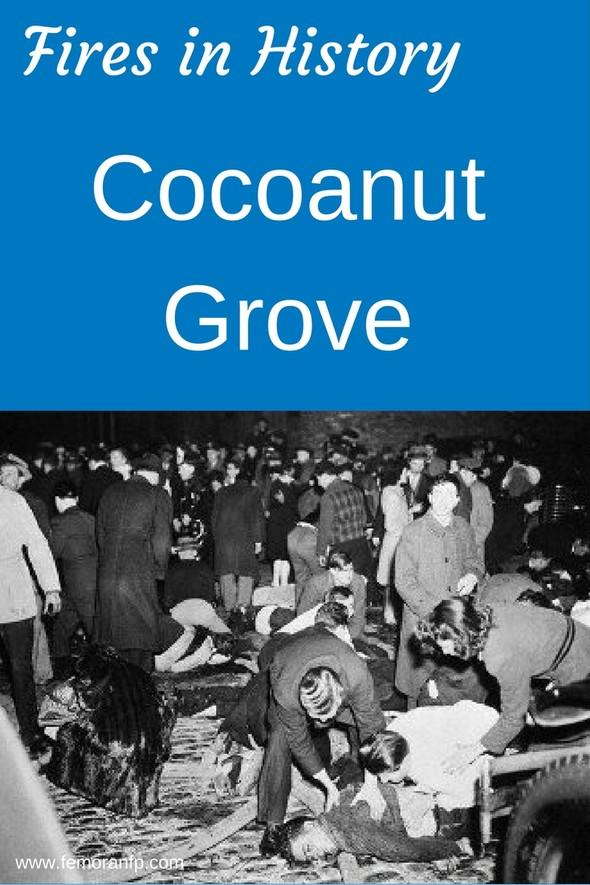 cocoanut grove fire
