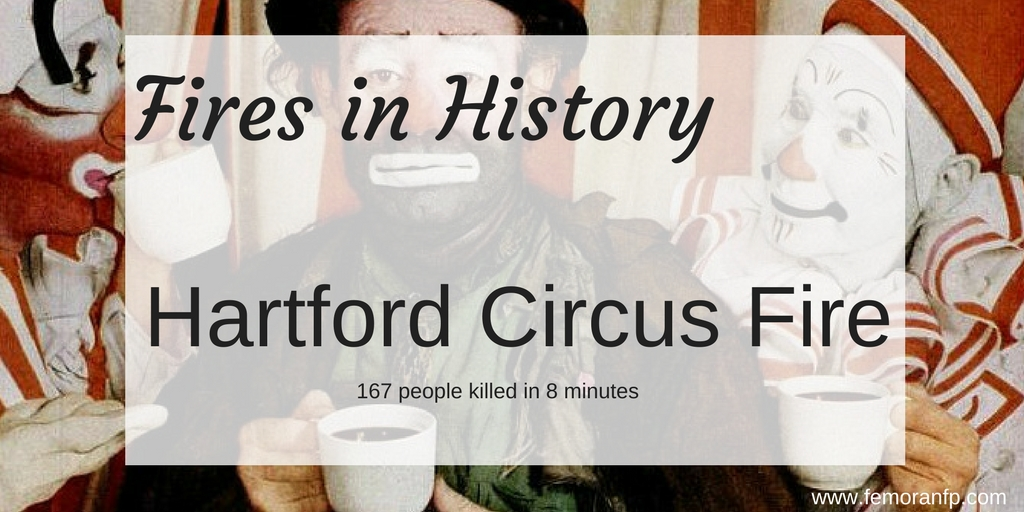 Hartford Fire in History