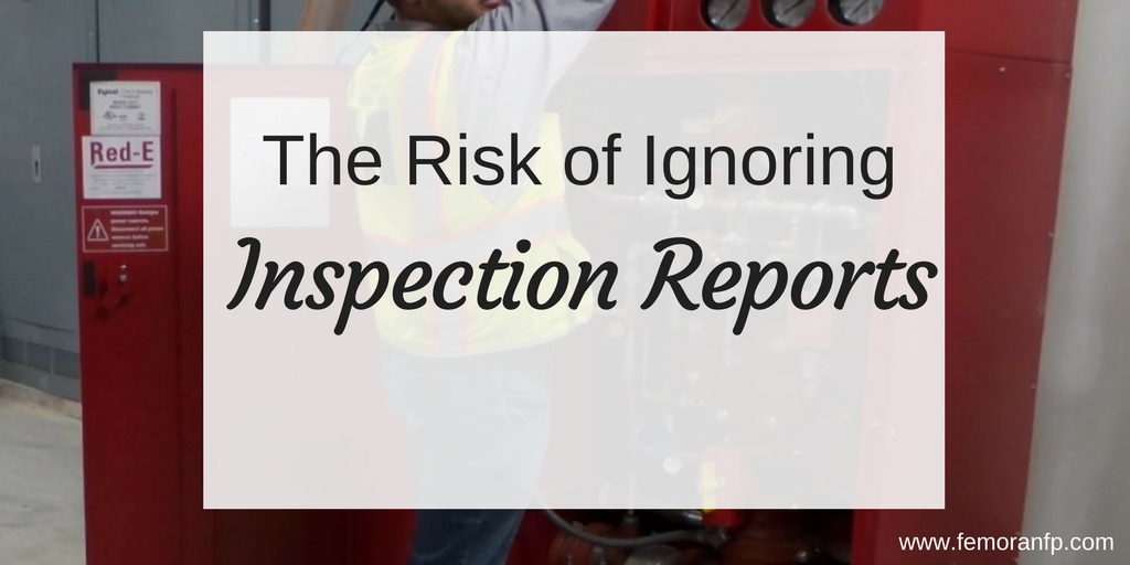 fire protection inspection