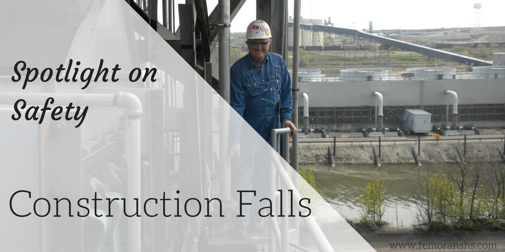 construction site falls