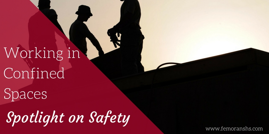 safety in confined spaces