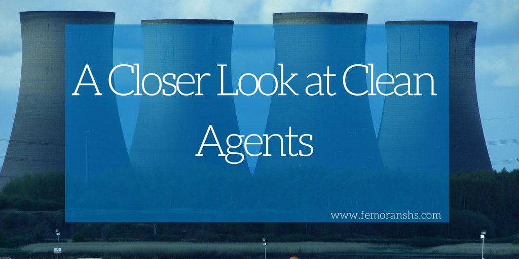 clean agents