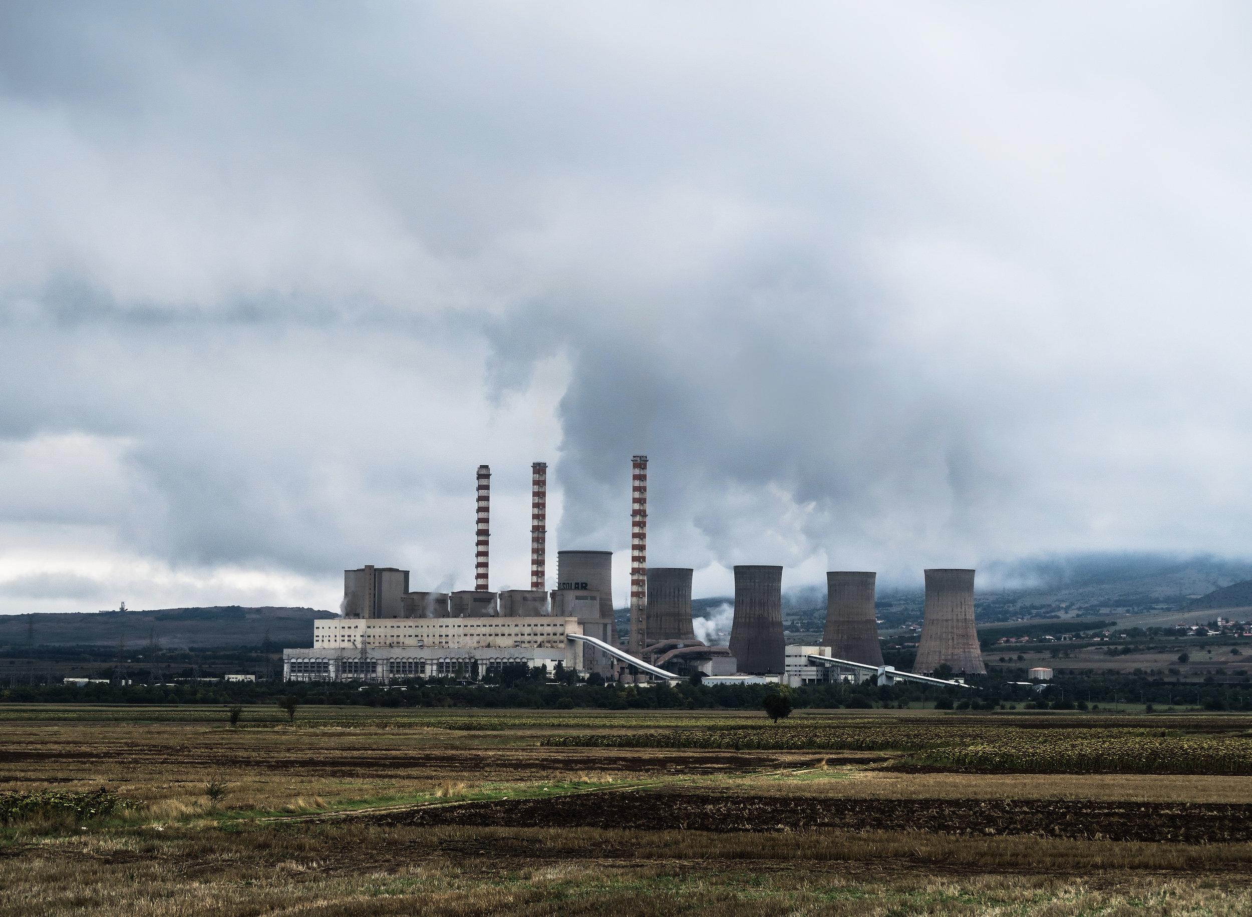 power plant IoT