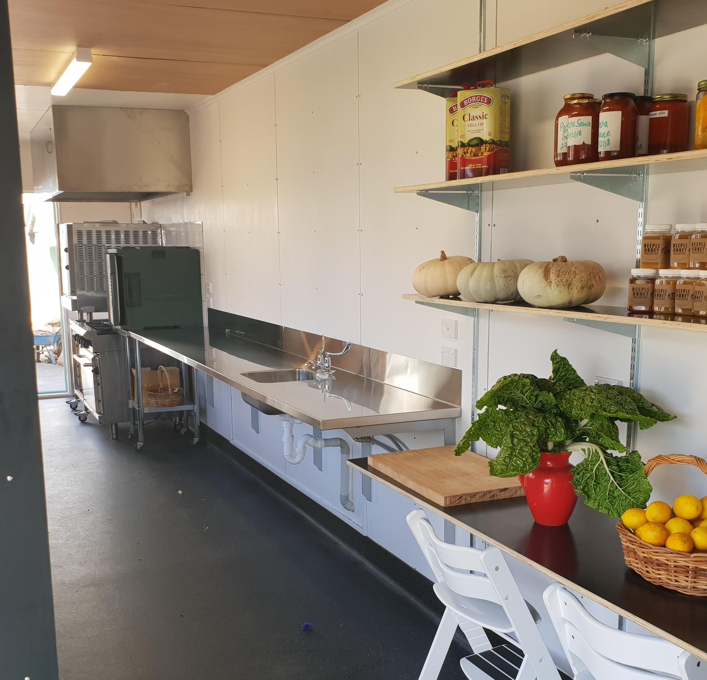 Unity Kitchen