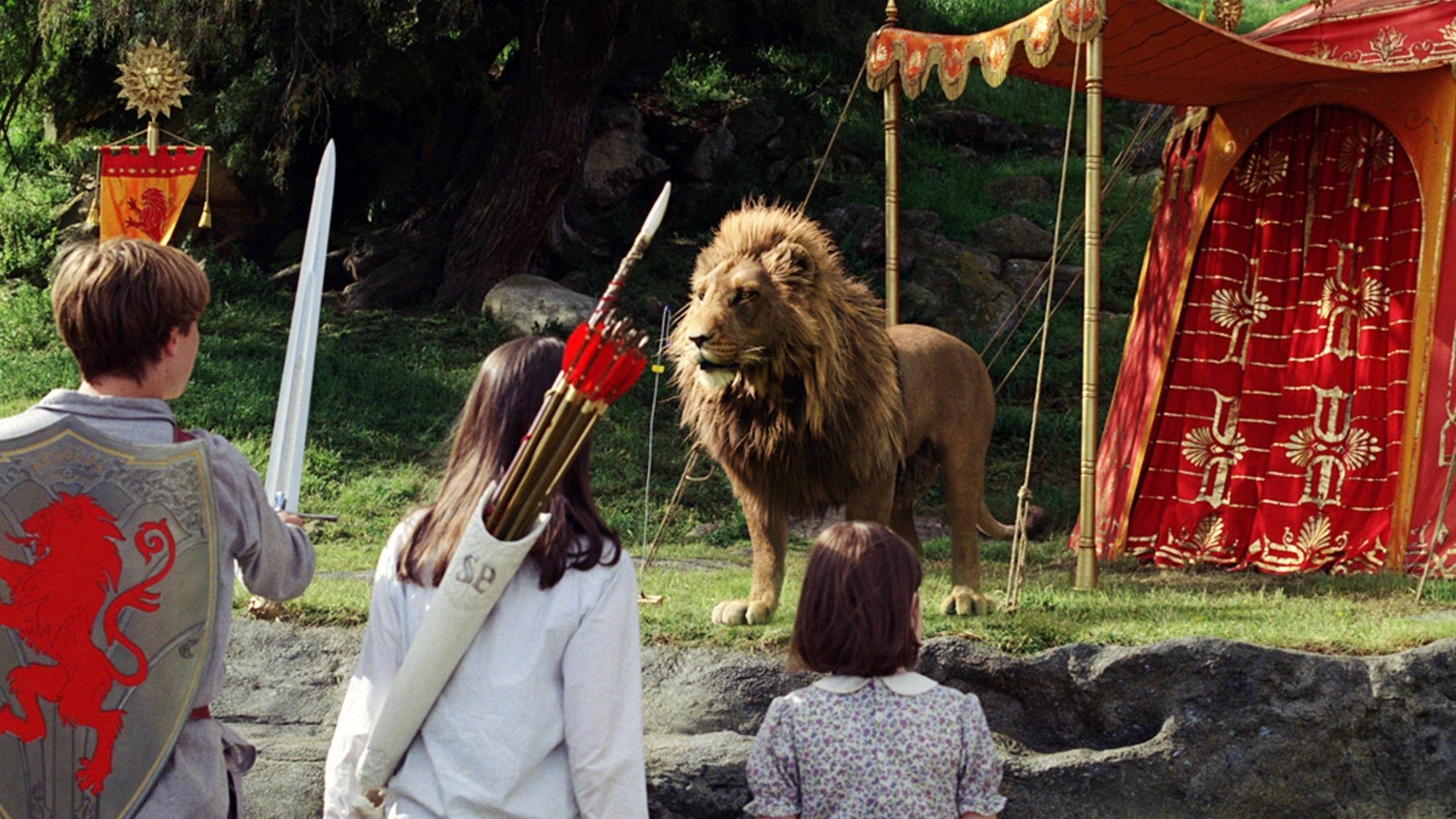 The Chronicles of Narnia; MovieStillsDB.com