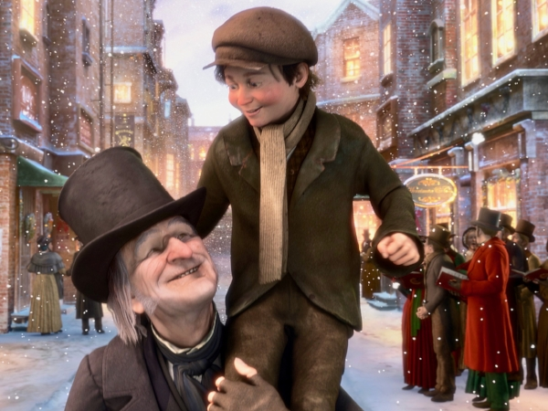 A Christmas Carol  (2009); Image courtesy of MovieStillsDB.com