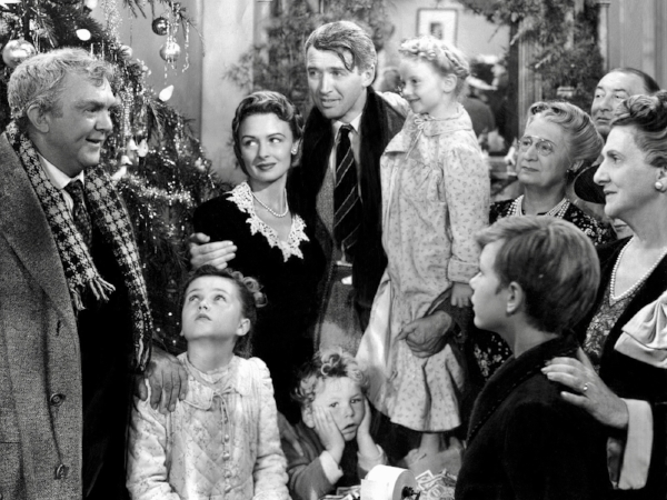 It's a Wonderful Life  (1946); Image courtesy of MovieStillsDB.com