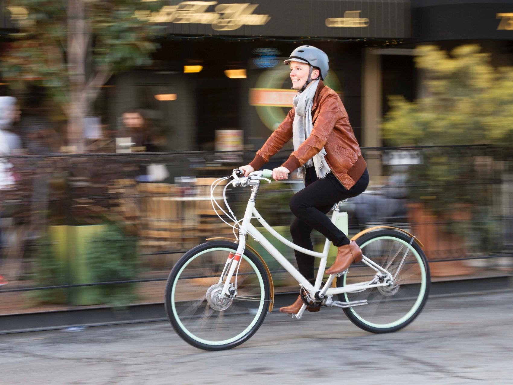 Faraday Cortland eBike; image courtesy of Faraday Bikes