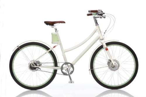 Cortland eBike; image courtesy of Faraday Bikes