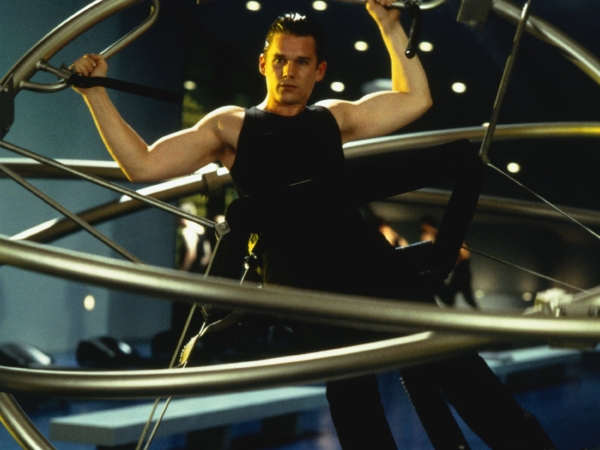 Gattaca  , image courtesy of Columbia Pictures; Moviestillsdb.com