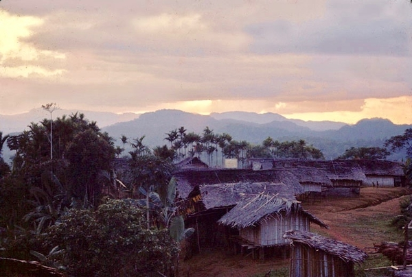 Naineri, the Village Where we Lived