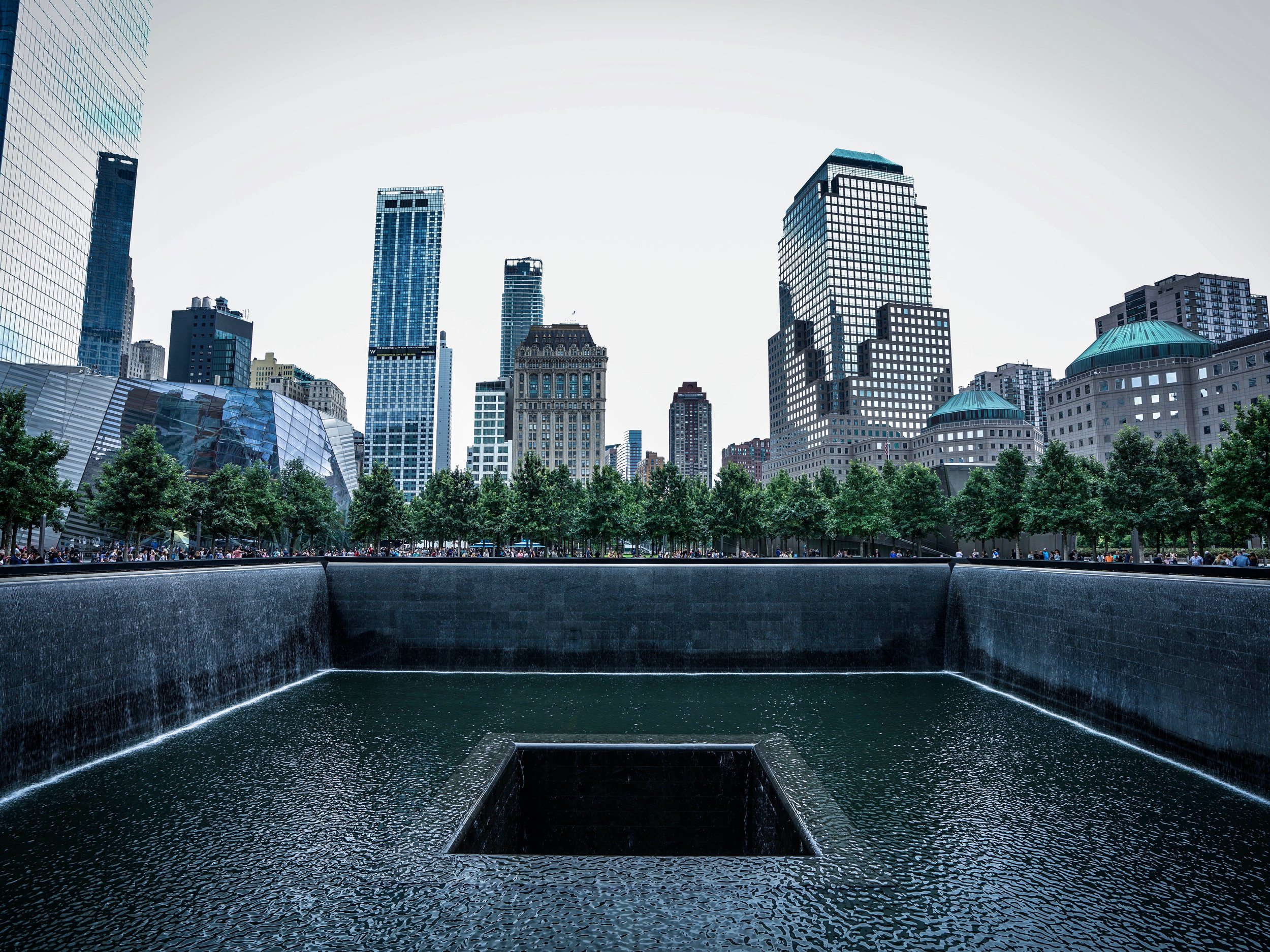 The National September 11 Memorial; Photo by  Axel Houmadi  on  Unsplash