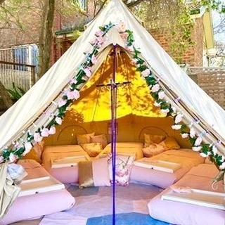 Take your daughter's sleepover to new heights with our Glamping package! 🏕️ ⠀⠀⠀⠀⠀⠀⠀⠀⠀ .⠀⠀⠀⠀⠀⠀⠀⠀⠀ .⠀⠀⠀⠀⠀⠀⠀⠀⠀ . ⠀⠀⠀⠀⠀⠀⠀⠀⠀ #stagemyevent #glamping #glampingparty #glampingaustralia #girlsbirthday #kidseventssydney #kidspartysydney #kidsparty #kidspartyideas #sydney #kidspartyplanner #partykids #kidspartydecor