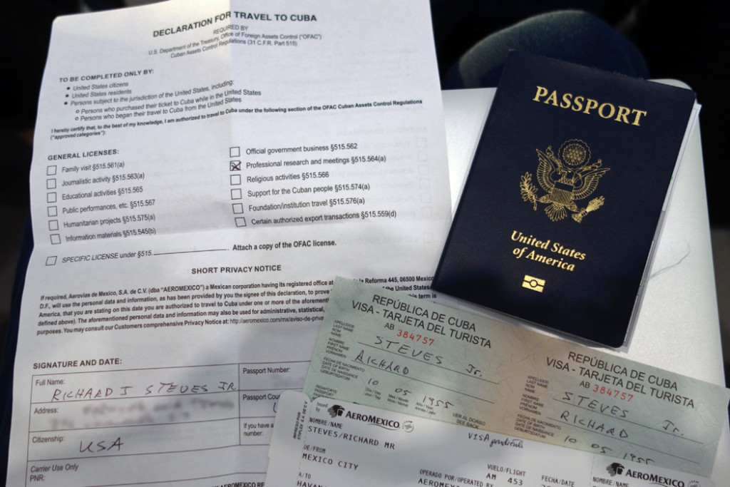 Visas & Legal Requirements -