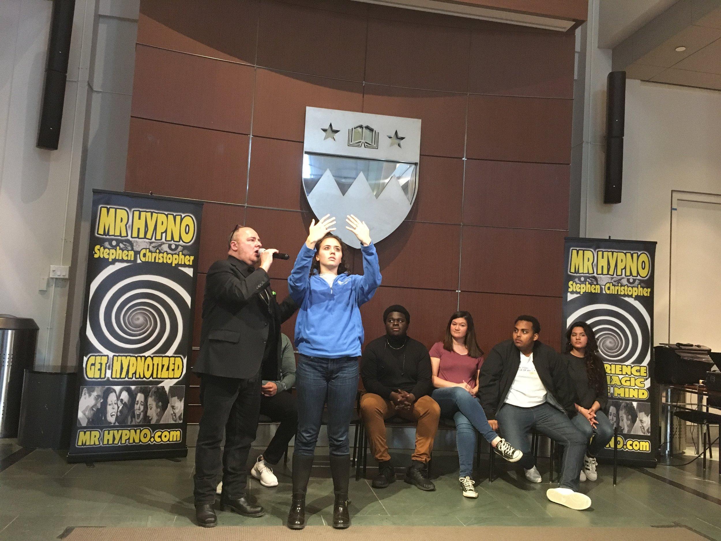 Nicole Under Hypnosis