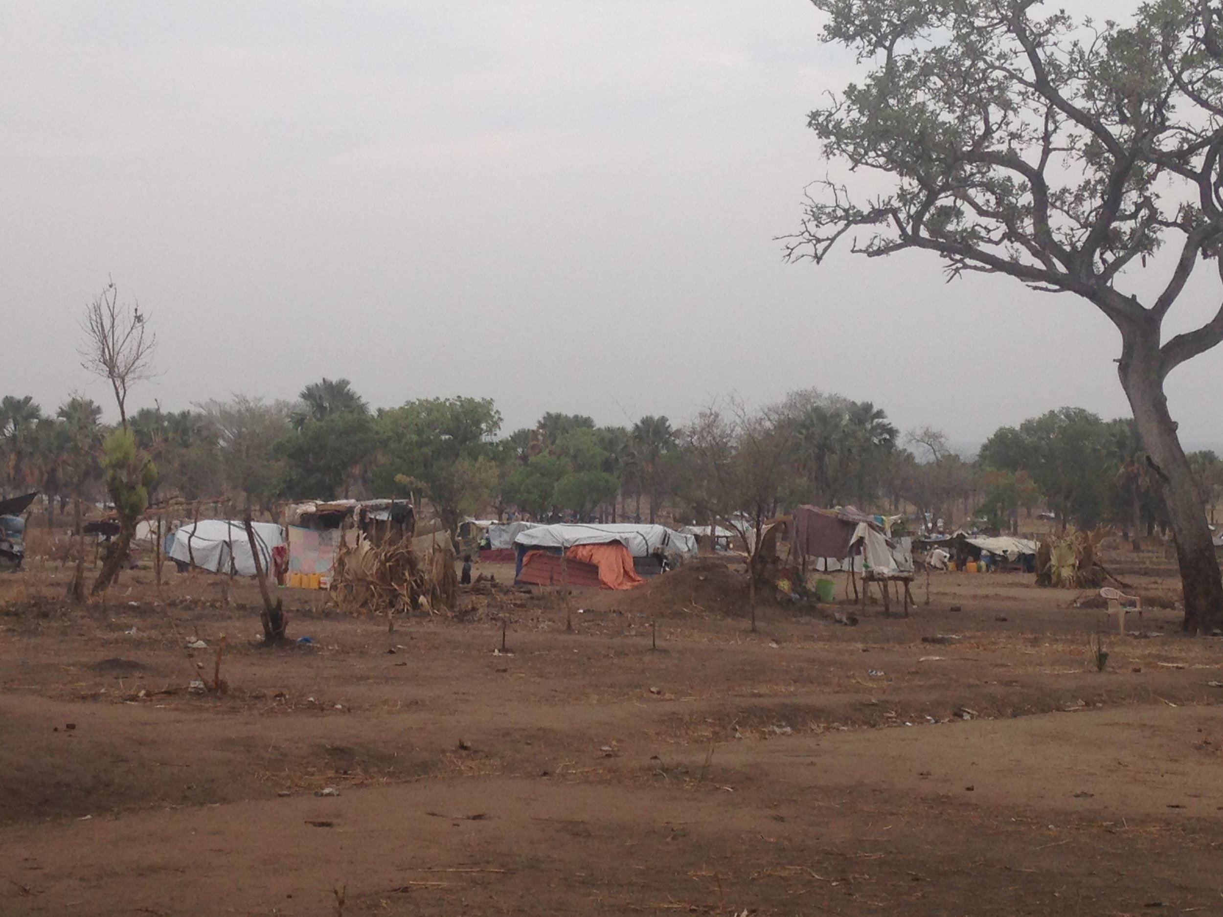 The Healing Kadi Foundation   providing medical services to the refugees   Mobile Clinic