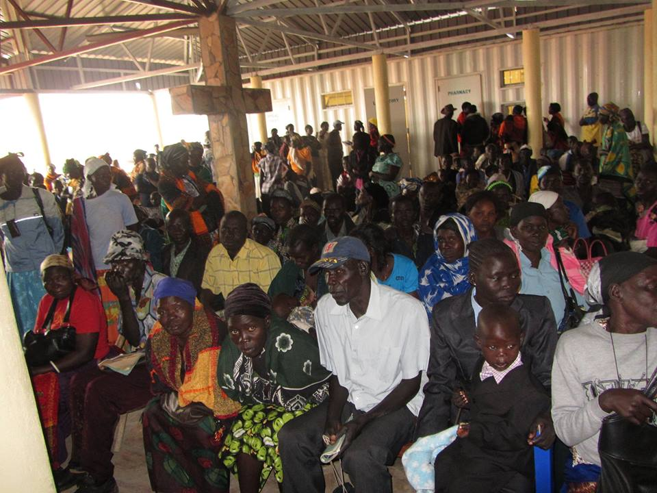 The Healing Kadi Foundation   delivering sustainable health care to the people of South Sudan   Out-Patient Clinic