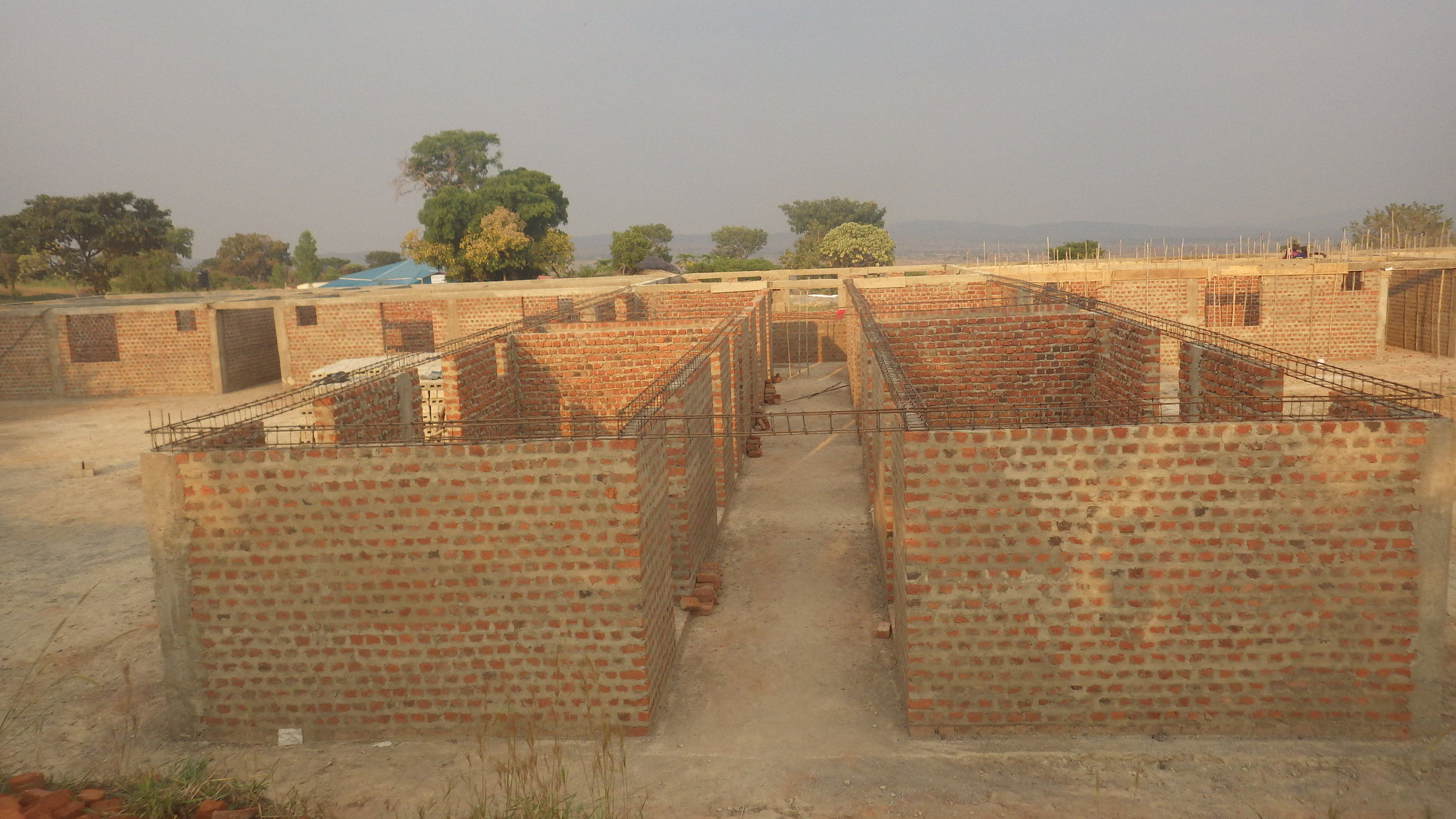 The Healing Kadi Foundation   building a hospital and medical training facility   Pediatric Hospital