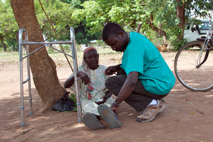 The Healing Kadi Foundation   innovating health care delivery in South Sudan   Challenges
