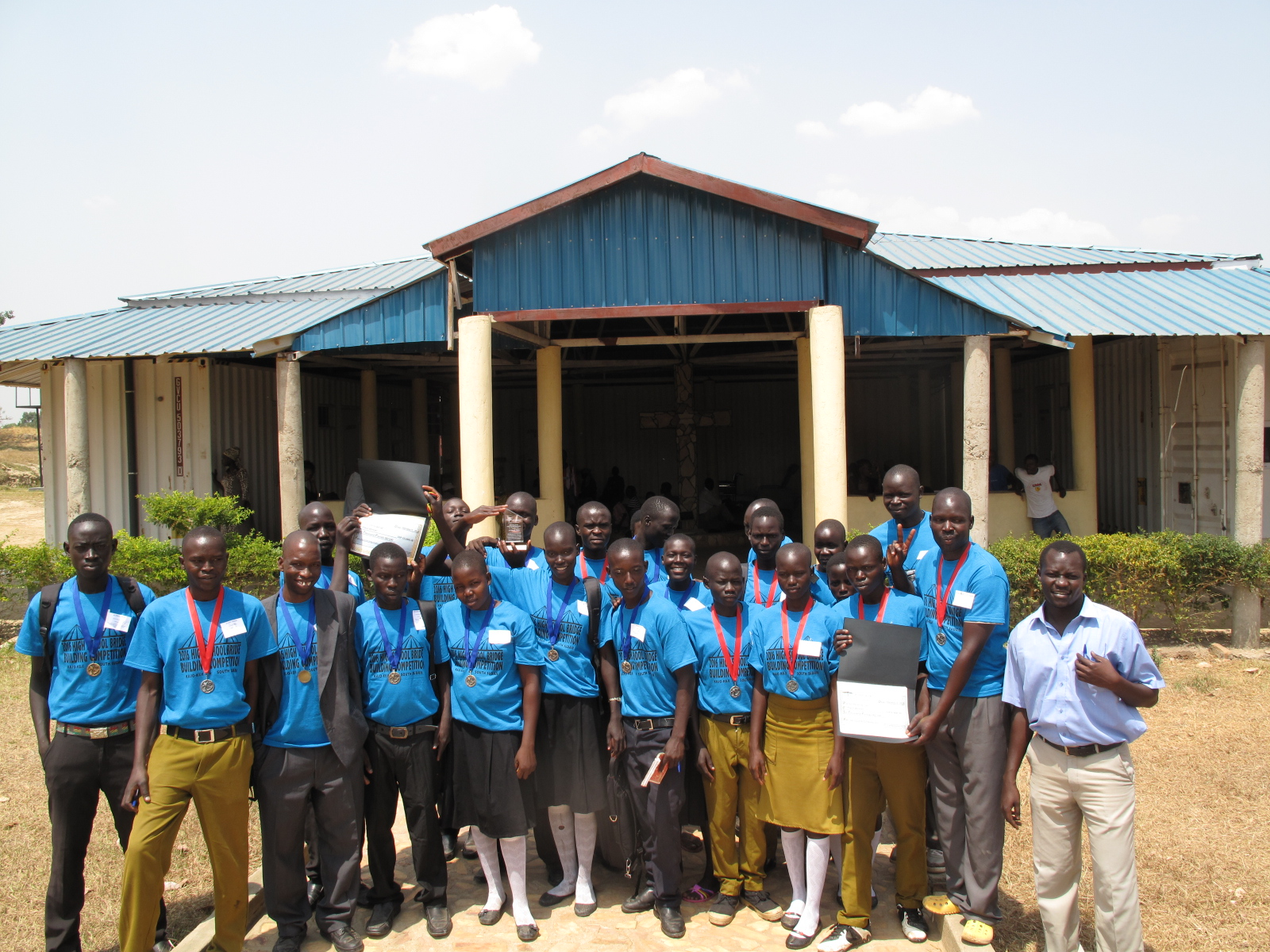 The Healing Kadi Foundation   providing sustainable health care to the people of South Sudan   Education