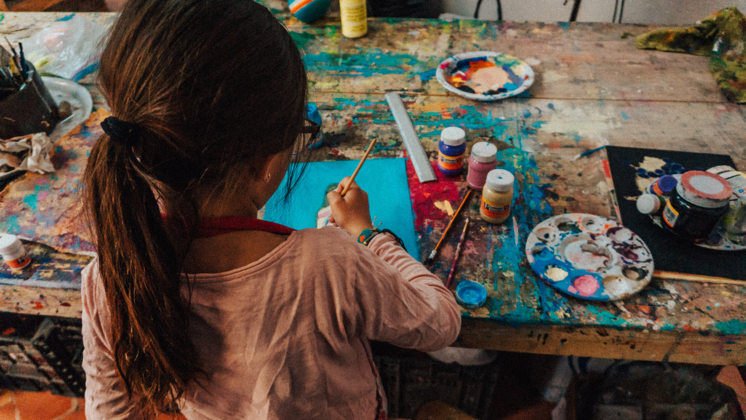 DONATION BASED ART THERAPY FOR KIDS -