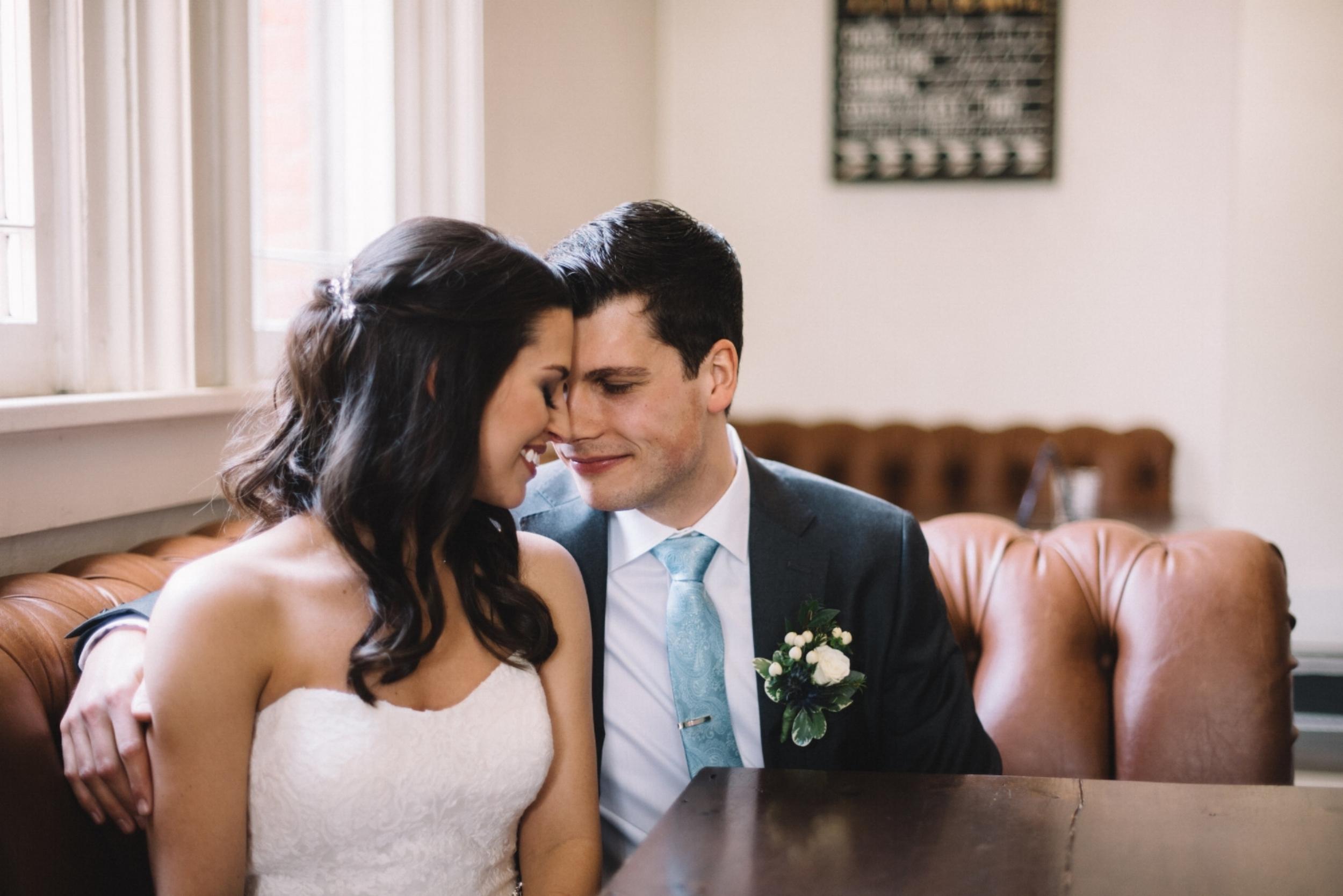 Alyssa and Phil | Cincinnati Wedding at The Transept