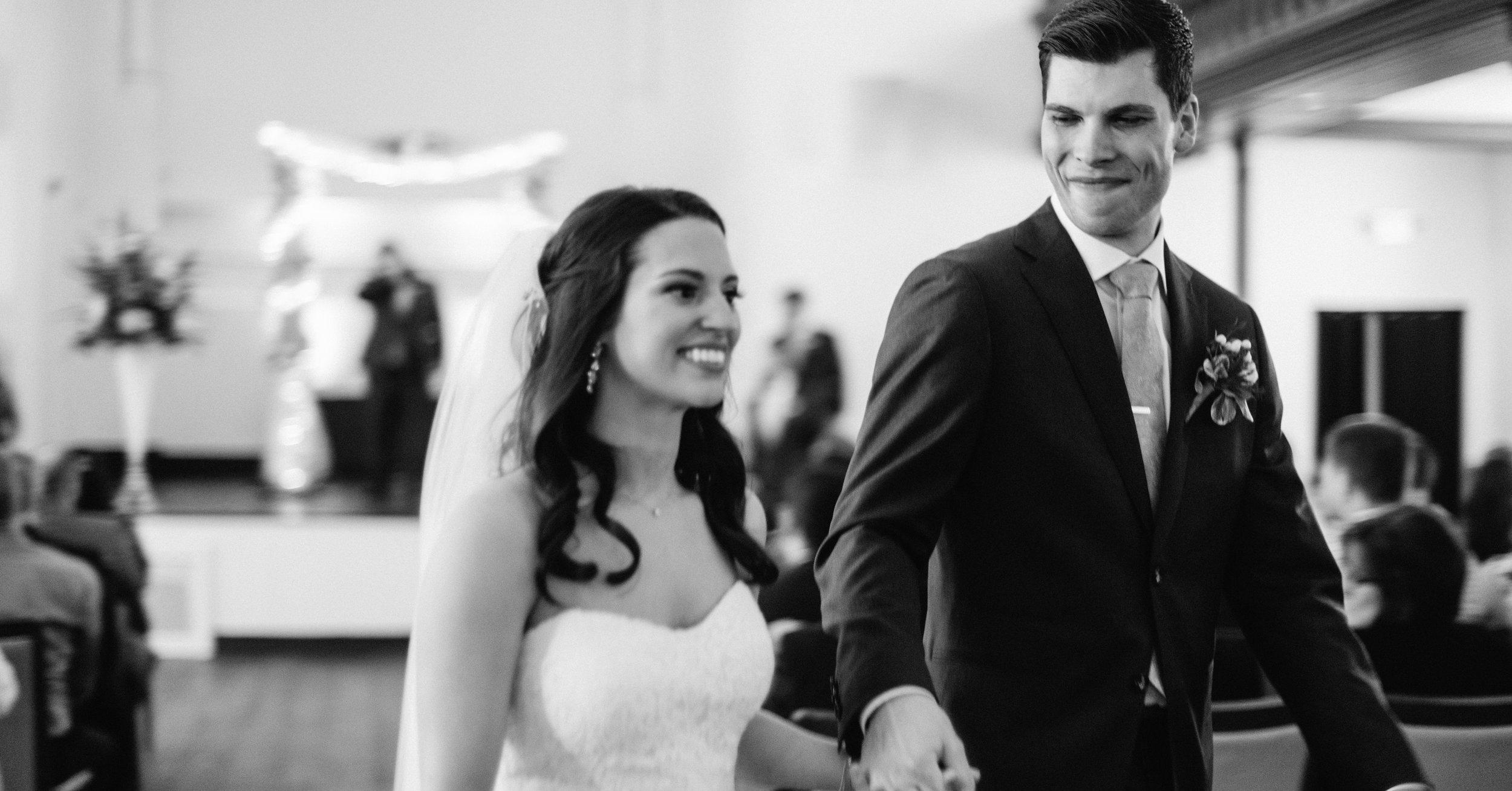 Leslie Rodriguez Photography Cincinnati Wedding The Transept