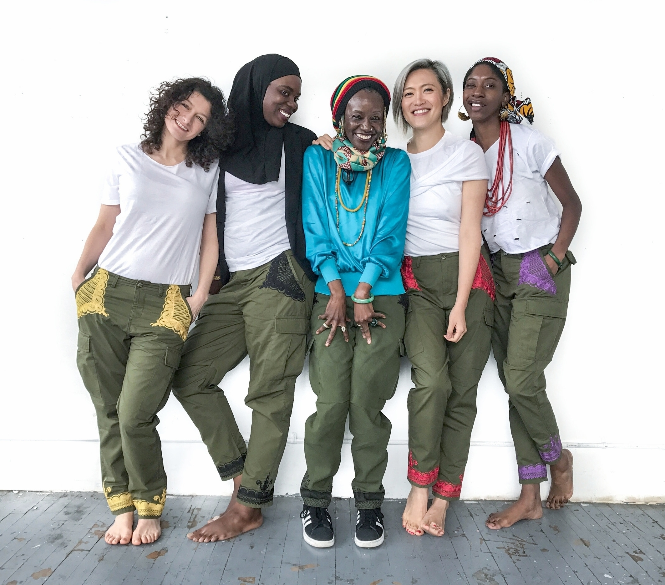 Connecting the Global Sisterhood -