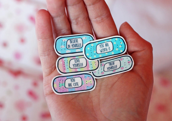 Motivational Tattoos by Francesca Timbers