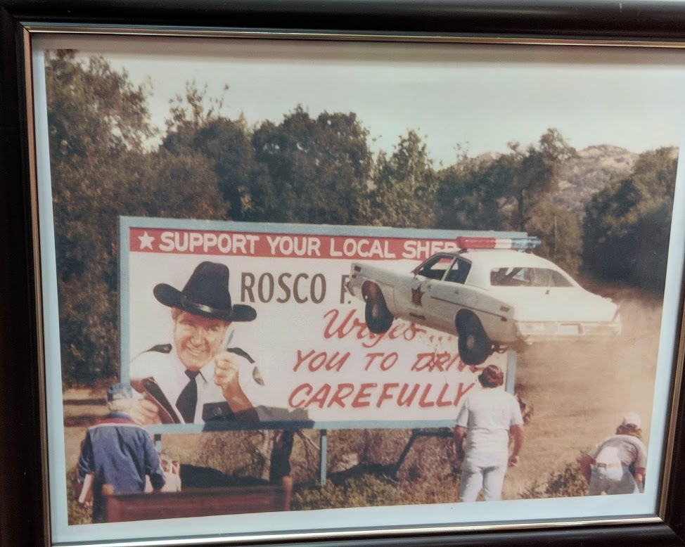 It was amazing how vigorously and continously they managed to belittle Roscoe.