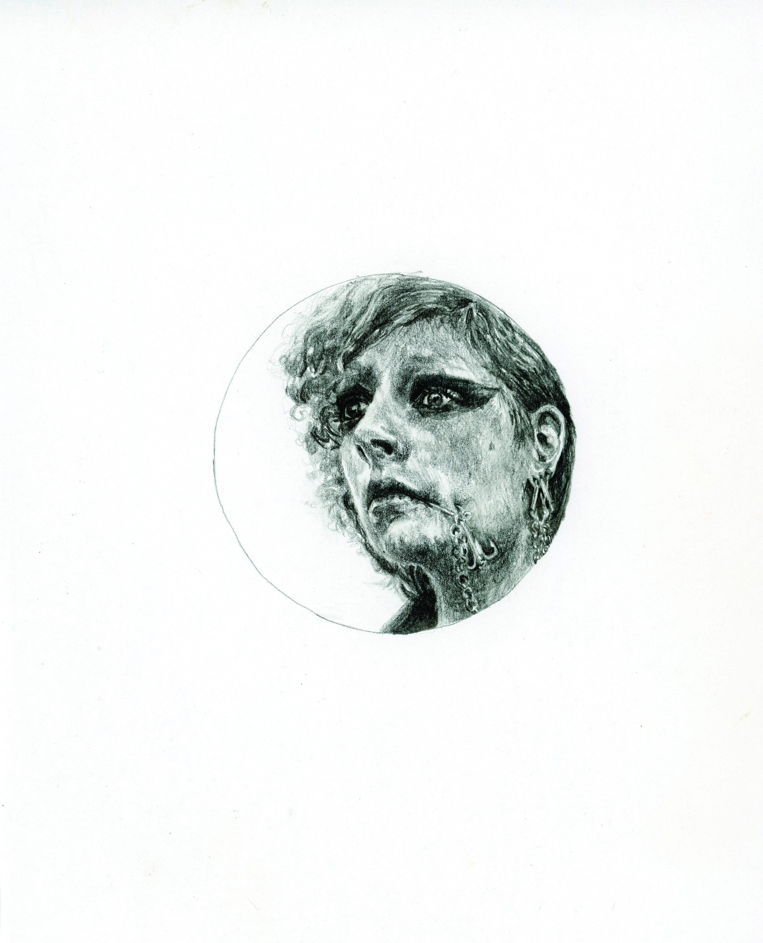 Punk Lady #3