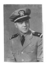 Lt. Jr.Grade Raymond Porter