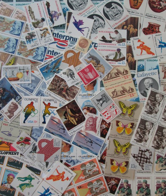 Discount Postage Etsy Shop