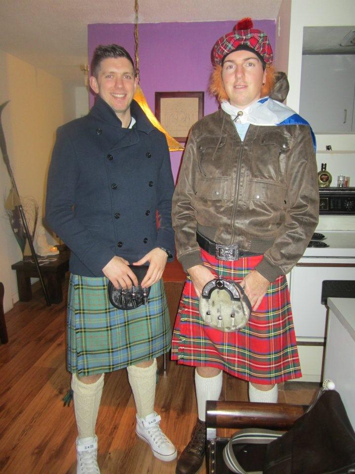 Spreading the Scottish Spirit in Canada.