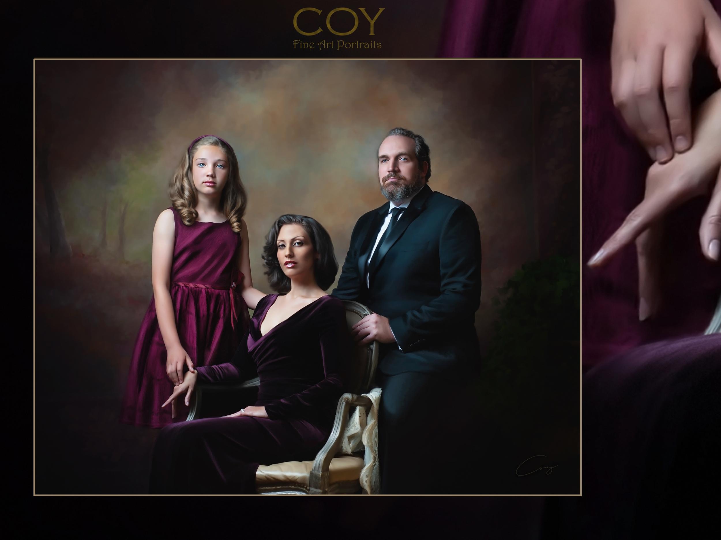 painting-fallbrook-family-san diego-orange county-temecula-photographer-fine art-game of thrones-regal-oil-2.jpg