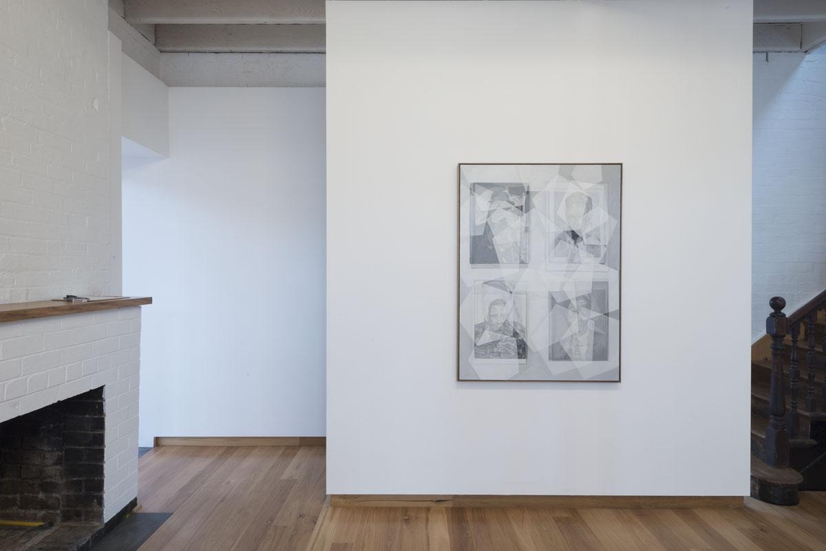 Julie Fragar  Grey Paintings 2016  ARTIST BIO