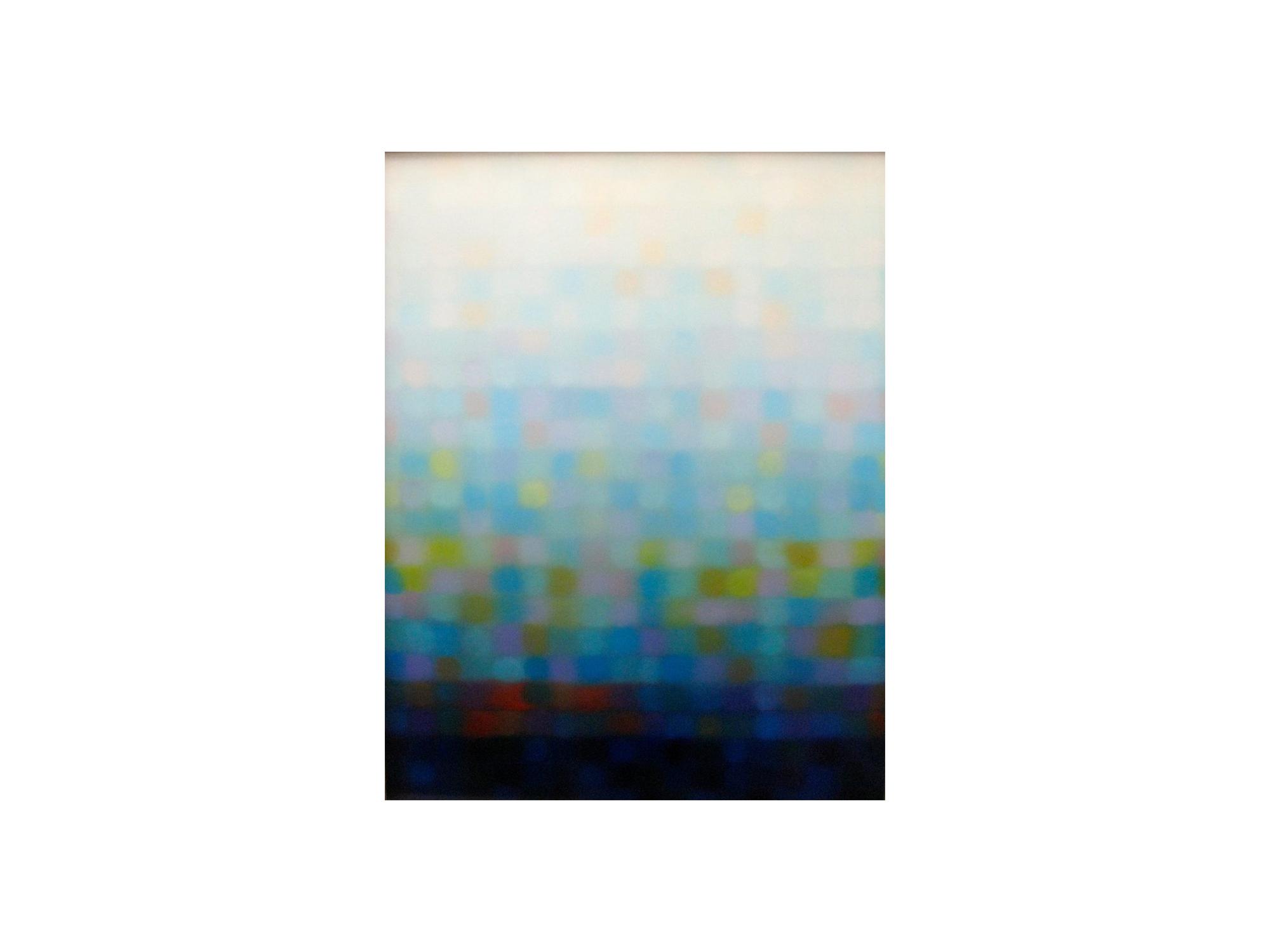 Matthew Johnson   Dusk Marine , 2014 oil on linen 90 x 70cm   ARTIST BIO